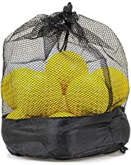 Tebery 12 Pack Sting-Free Dimpled Pitching Machine Baseballs Standard Size