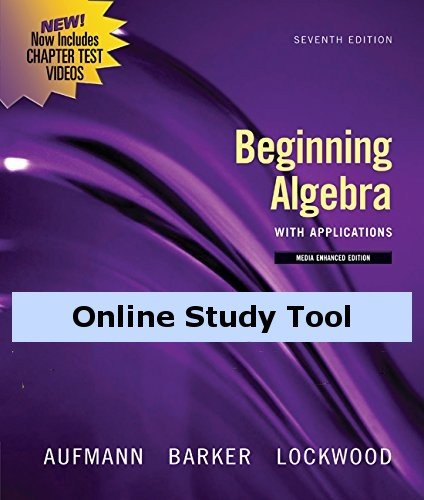 chapter-test-videos-for-beginning-algebra-with-applications-multimedia-edition-7th-edition