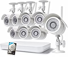 Save on Security Cameras from EZoomTek