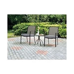 oakmont meadows 3 piece outdoor patio bistro