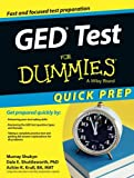 img - for GED Test For Dummies, Quick Prep (For Dummies Series) book / textbook / text book