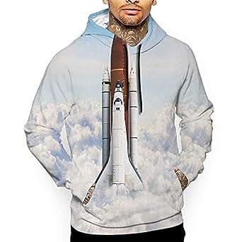 Amazon.com: Hoodies Sweatshirt Autumn Winter Outer Space