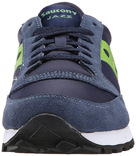Saucony Saucony Jazz Original Men Herren Sneakers Navy/Green