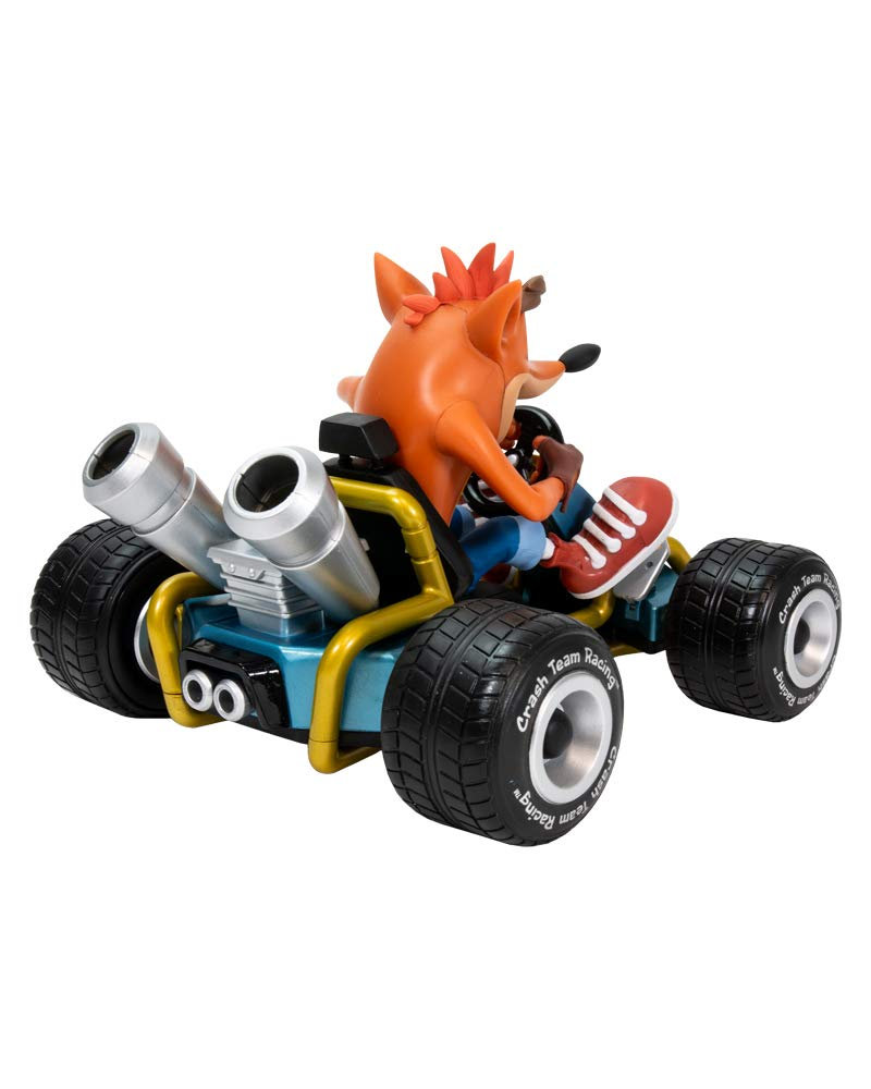 Crash Team Racing, Official Crash Bandicoot Merchandise - CTR Nitro-Fueled Incense Holder/Burner Collectible by Crash Bandicoot (Image #4)