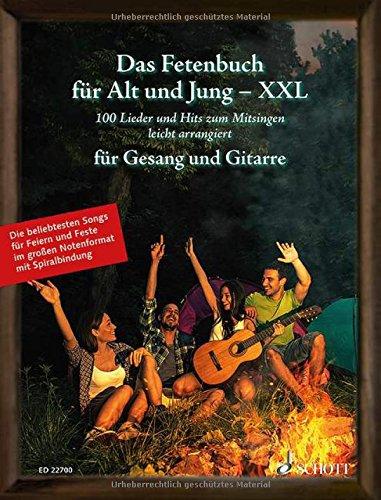 Fetenbuch XXL