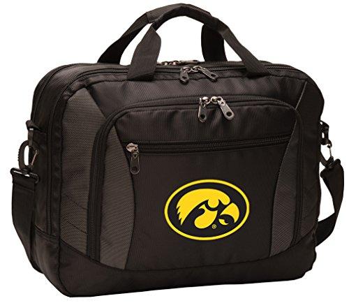 - Broad Bay University of Iowa Laptop Bag Best NCAA Iowa Hawkeyes Computer Bags