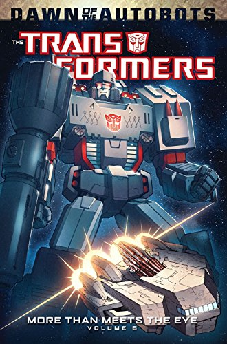 Transformers: More Than Meets The Eye Volume ()