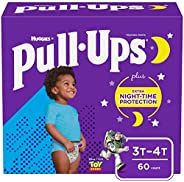 Pull-Ups Night-Time Boys' Training Pants, 3T-4T, 6