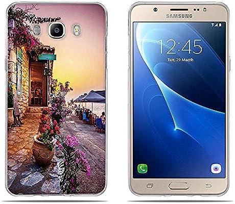 DIKAS para Samsung Galaxy J7 2016, Carcasa para Samsung Galaxy ...