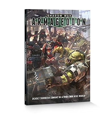 Shadow War: Armageddon Warhammer 40,000 Rulebook by Games Workshop