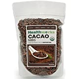 Healthworks Cacao Nibs Raw Organic, 2lb