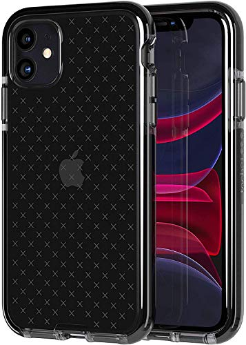 tech21 Evo Check for Apple iPhone 11 – Germ Fighting Antimicrobial Phone Case with 12 ft. Drop Protection