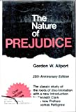 The Nature of Prejudice, Allport, Gordon W., 0201001780