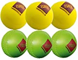 Crazy Catch - 6 Vision Balls (3 yellow/3 green)