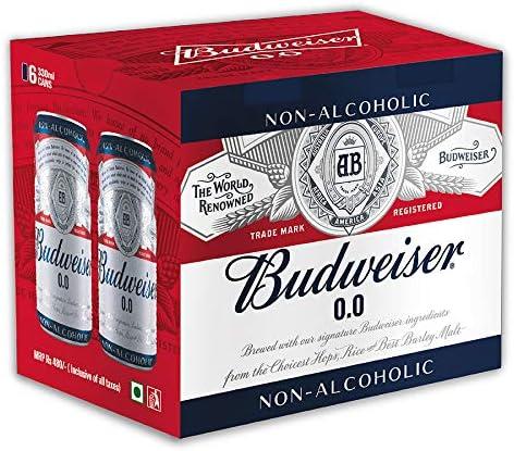 Budweiser 0.0 Non Alcoholic Beer