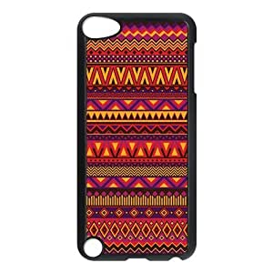 Aztec Tribal Ipod Touch 5 Case, Customize Aztec Tribal Case for Ipod Touch 5th Generation