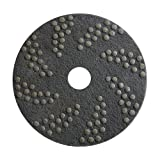 epoxy floor polish - Concrete DNA Resin Satellite Pads | Double Sided Diamond Floor Polishing Pads | 16