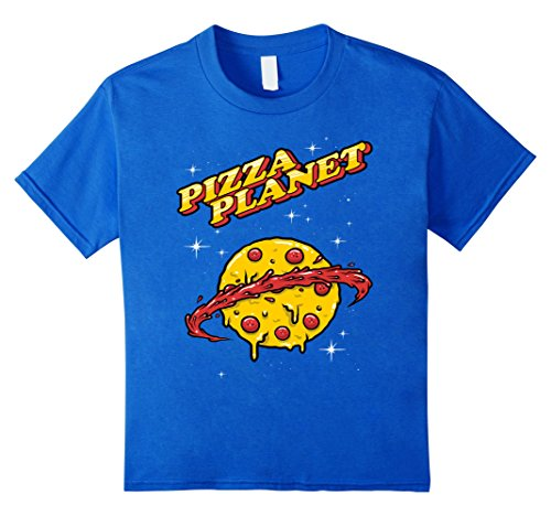 Pizza Planet Funny T-Shirt
