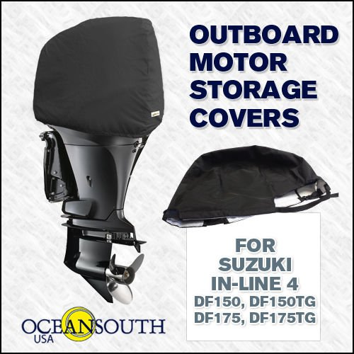DF150TG Suzuki Outboard Engine Cover In-Line 4    DF150 DF175 DF175TG
