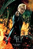 HARRY POTTER AND THE DEATHLY HALLOWS PART 2 - US MOVIE FILM WALL POSTER - 30CM X 43CM DRACO MALFOY