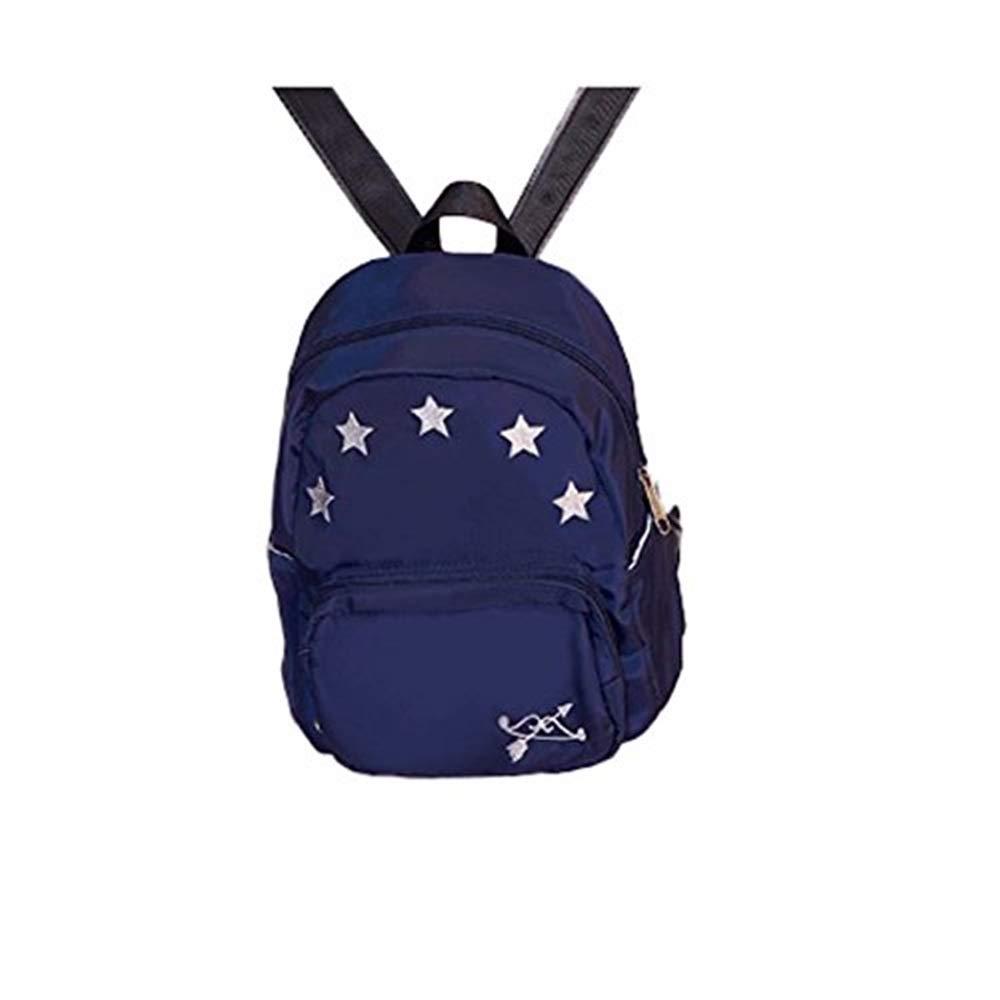 DollylaStore Rucksack - süße Student Tasche weibliche Schultertasche hohe Kapazität Casual Reisen Rucksack (Farbe  Pink) ( Farbe   Blau )