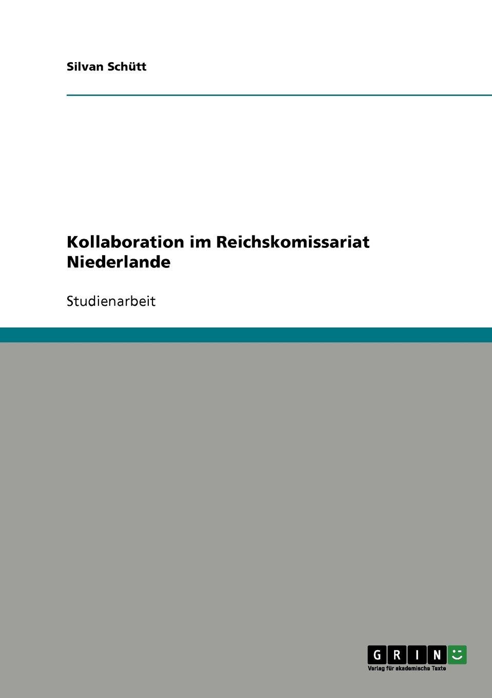 Kollaboration im Reichskomissariat Niederlande (German Edition) PDF