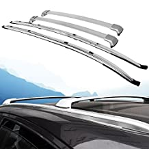 Roof Rack Baggage For Honda Vezel HRV HR-V 2016 2017 Luggage Holder Rail Cariier Cross Bar Crossbar