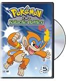 Pokemon Diamond & Pearl Galactic Battles Volume 5