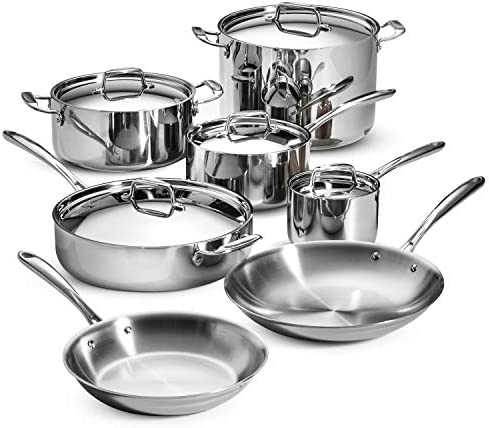 Tramontina 80116 567DS Stainless Cookware product image