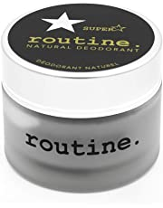 Routine De-Odor-Cream Natural Deodorant, 50ml