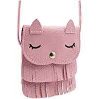 ZGMYC Cat Tassel Shoulder Bag