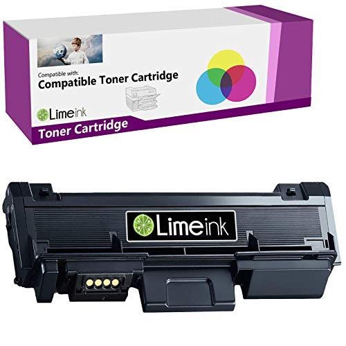 - Limeink Black Compatible High Yield Laser Toner Cartridge Replacement for Xerox Phaser 3052 3260 Phaser 3260DI 3260DNI WorkCentre 3215 WorkCenter 3215NI 3225 3225DNI Work Centre Center Printer Ink