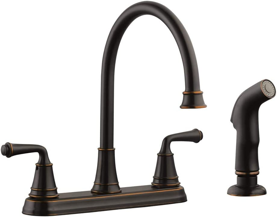 Design House 524736 Kitchen Faucets, Oil Rubbed Bronze
