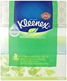 Kleenex Lotion Facial Tissue, 120 Count, (3 Pack) by Kleenex