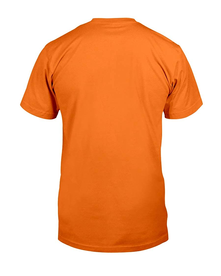 Ashlee Felders LGOODS Classic T-Shirt Brunt Orange 2XL