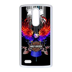 LG G3 cell phone cases White Harley Davidson fashion phone cases GFL2863572