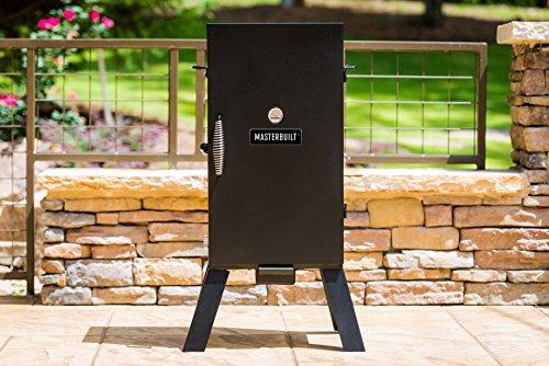 Masterbuilt MB20070210 MES 35B Electric Smoker, 30