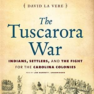 The Tuscarora War Audiobook