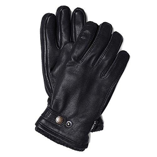 Hestra Elk Utsjo Glove - Men's Black 8
