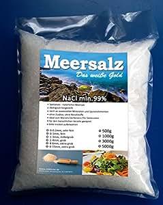 1000 litros de sal marina, para condimentar, cocinar o molinillo, fino, grueso o extra grueso. Selecciona tipo de sal y cantidad: 0,2-1- 3 6-15mm, 500g, 5kg, 1 tonelada, bolsa de recarga 1000 g, 6 - 15 mm
