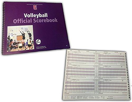Cramer NFSHSA Scorebooks for Various Sports, Scorebook for Soccer, Volleyball, Baseball, Softball, Basketball, Wrestling, Cross Country, Field Hocking, Swimming & Diving, Track & Field, Score -