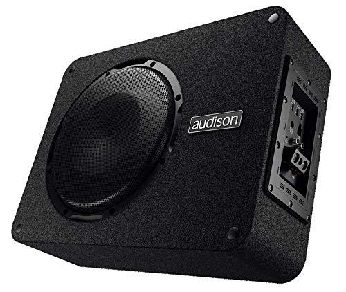 Caixa Amplificada Audison Apbx 10 As 400W Rms