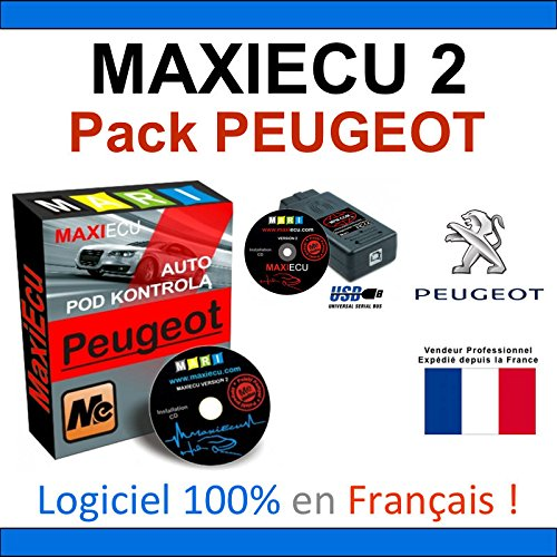 maxiecu 2 mpm com valise diagnostic peugeot diagbox lexia pp2000 autocom 12weub0806908. Black Bedroom Furniture Sets. Home Design Ideas
