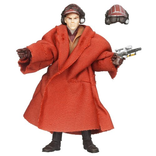 Naboo Pilot (Star Wars The Phantom Menace The Vintage Collection Naboo Pilot Figure)