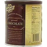 MOCAFE Azteca D'oro 1519 Mexican Spiced Ground Chocolate, 14-Ounce Tin