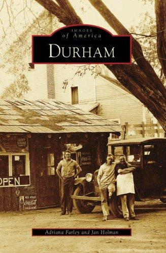 Durham (CA) (Images of America)