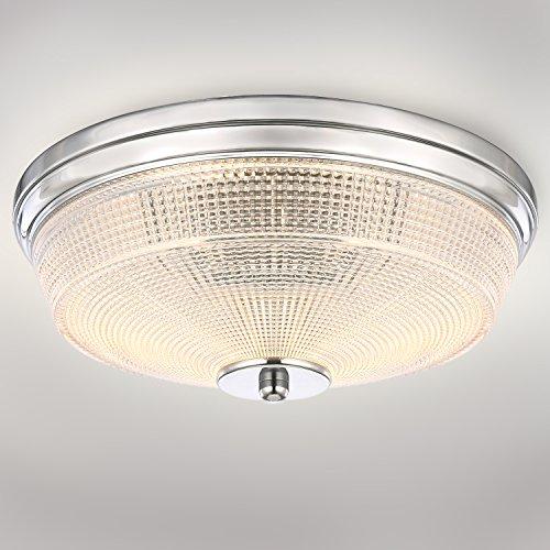 Sparksor 216 40cm Premium 6 Lights G9 Modern Elegant Round Ceiling Light Pendant Fixture Lighting