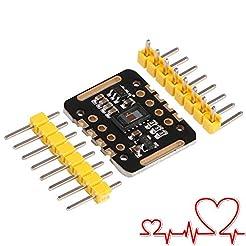 MakerFocus Heart-Rate Sensor Module, MAX...