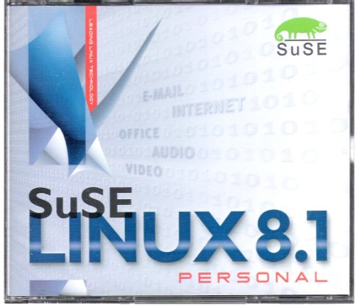 Price comparison product image Suse Linux 8.1 Personal