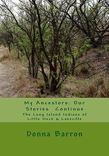 Amazon com: My Ancestors: Our Stories Continue: The Long